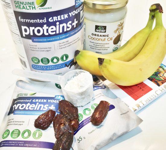 Genuine Health introduces fermented Greek yogurt proteins+